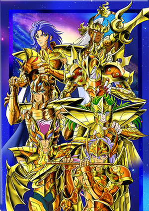 saint seiya box 6 (dvd)-8420266978684