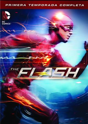 the flash: temporada 1 (dvd)-5051893215786