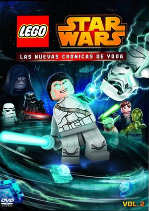 lego star wars: las nuevas crónicas de yoda. volumen 2 (dvd)-8717418470371