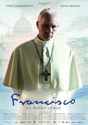francisco, el padre jorge (dvd)-8436540908797