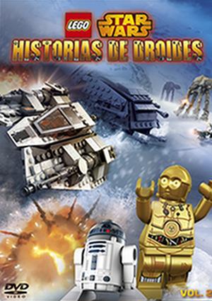 lego star wars historias de droides vol 2 (dvd)-8717418476533