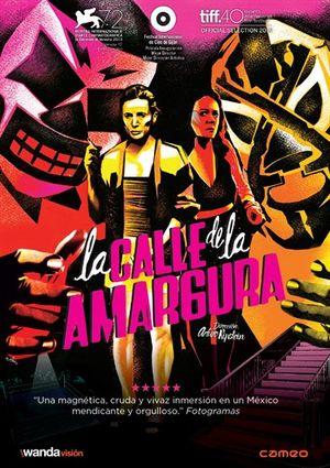 la calle de la amargura (dvd)-8436540909244