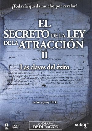 el secreto de la ley de la atraccion 2 (dvd)-8437008490199