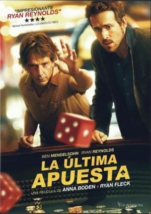 la ultima apuesta (dvd)-8435175970551