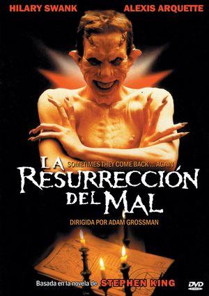 la resurreccion del mal (dvd)-8435479600079