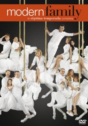 modern family: temporada 7 (dvd)-8420266001849