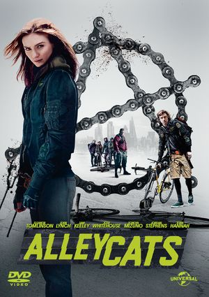 alleycats (dvd)-8414533094269