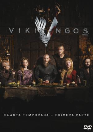 vikingos: temporada 4 (primera parte) (dvd)-8420266002372