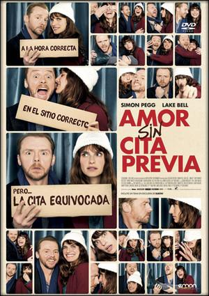 amor sin cita previa (dvd)-8435153750724