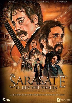 sarasate, el rey del violin (dvd)-8436564160409
