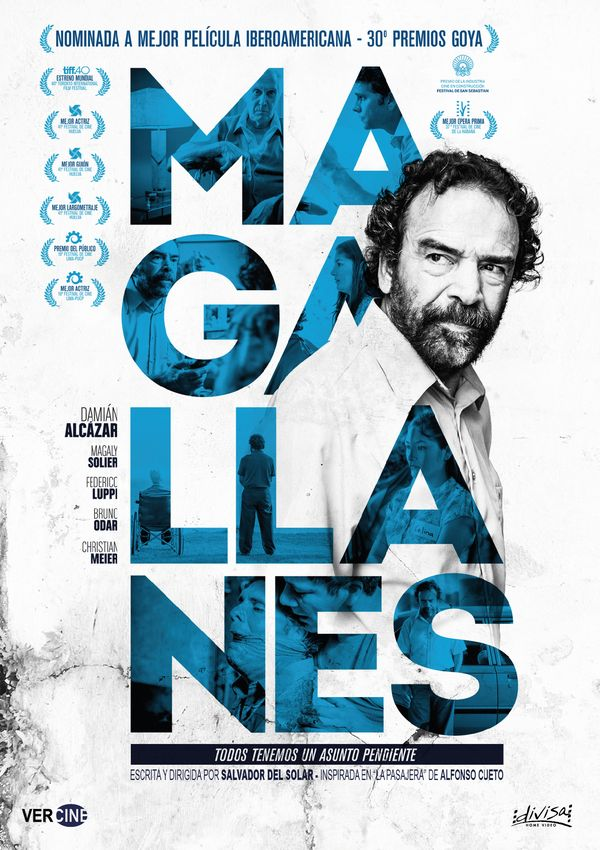 magallanes (dvd)-8421394548725