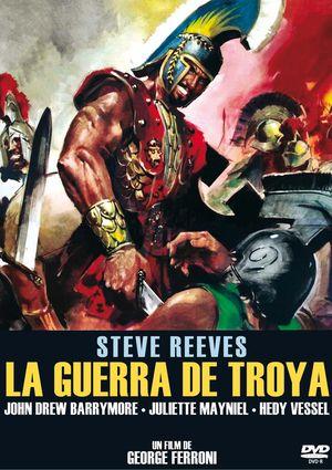 la guerra de troya (dvd)-8436547440290