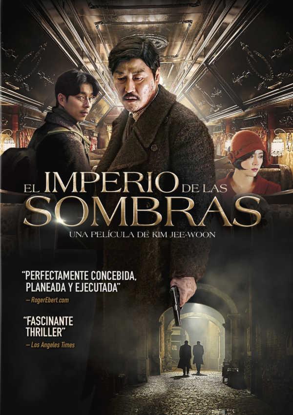 El Imperio De Las Sombras (2016) [DVDRip] [Latino] [1 Link] [MEGA]