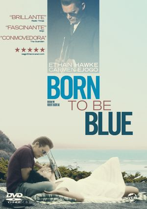 born to be blue (dvd)-8414533102353