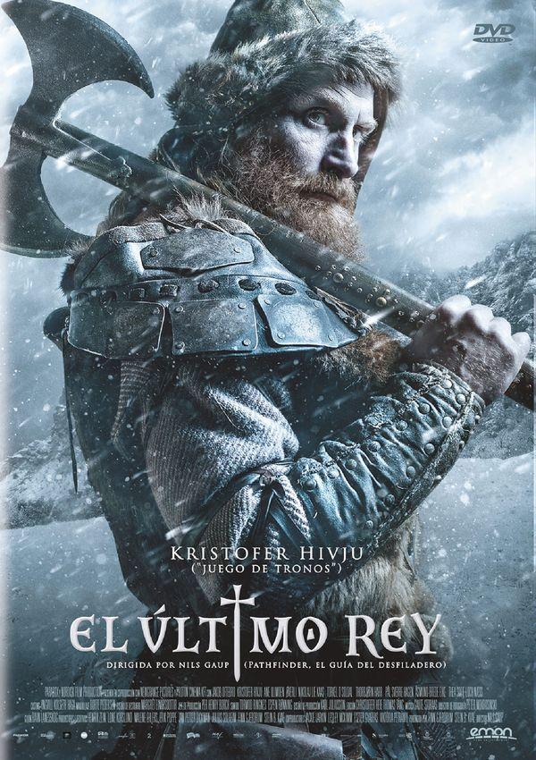 el ultimo rey - dvd --8435153753718