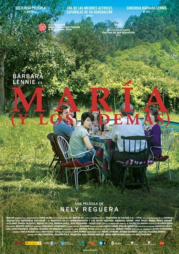 maria (y los demas) - dvd --8436564161987