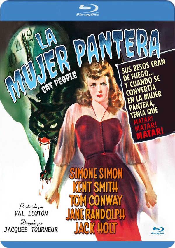 Resultat d'imatges de La mujer pantera (1942)