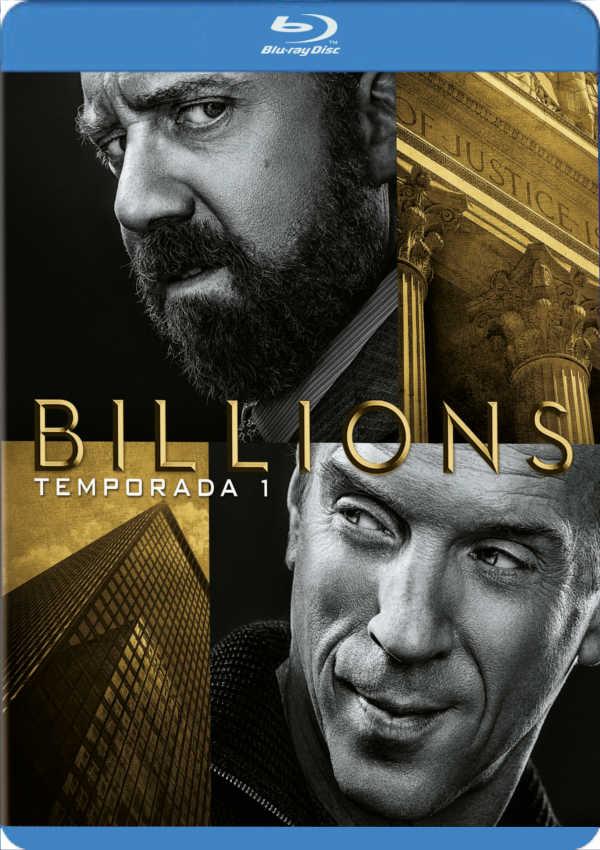 billions - blu ray - temporada 1-8414533105132