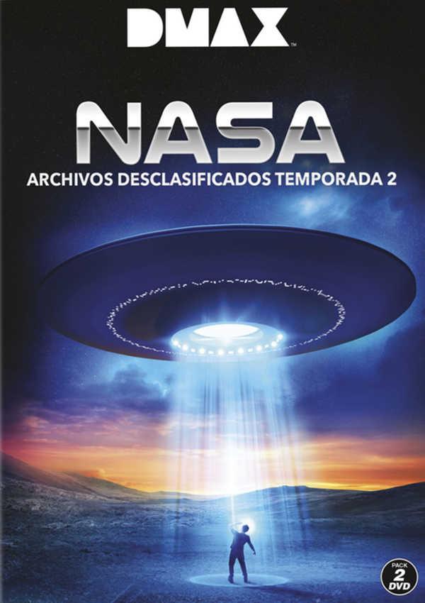 nasa: archivos desclasificados - dvd - temporada 2-8414533106832