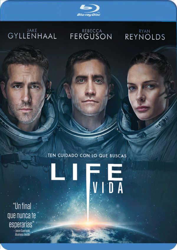 life (vida) - blu ray --8414533106566