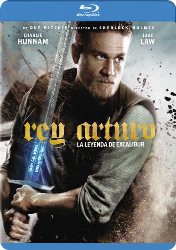 rey arturo: la leyenda de excalibur - blu ray --8420266011107
