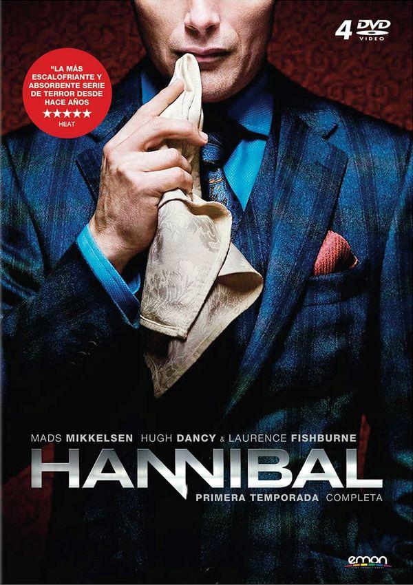 hannibal- dvd -  temporada 1-8435153753459