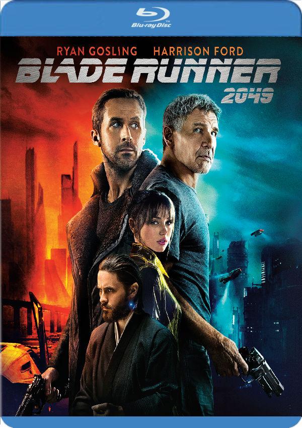 blade runner 2049 - blu ray --8414533110297