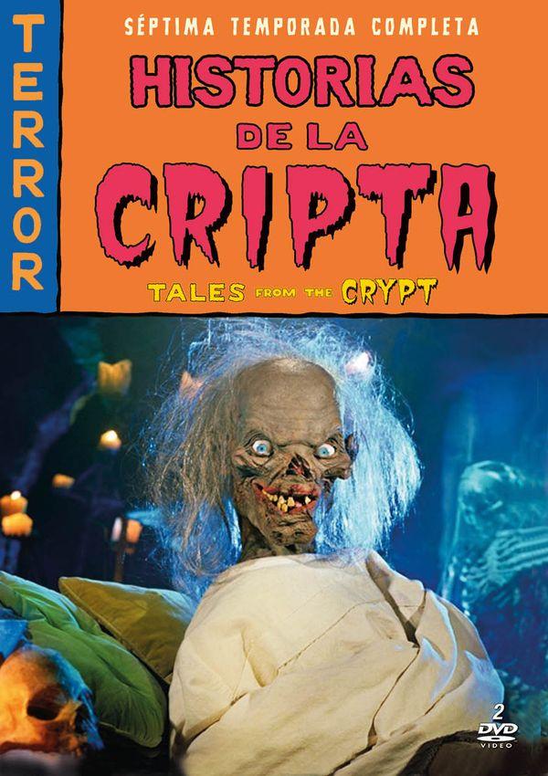 historias de la cripta - dvd - temporada 7-8436558196018