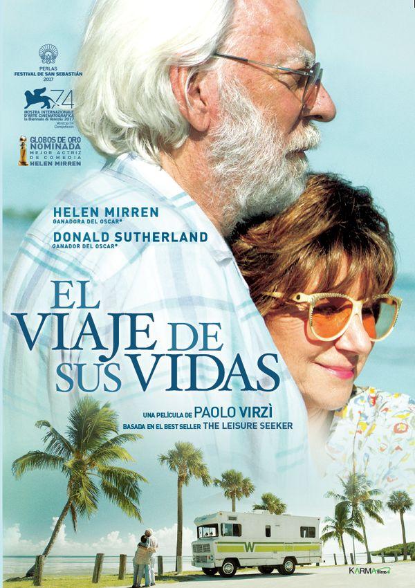 el viaje de sus vidas - dvd --8437018193264