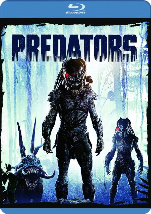 predators - blu ray --8420266017338