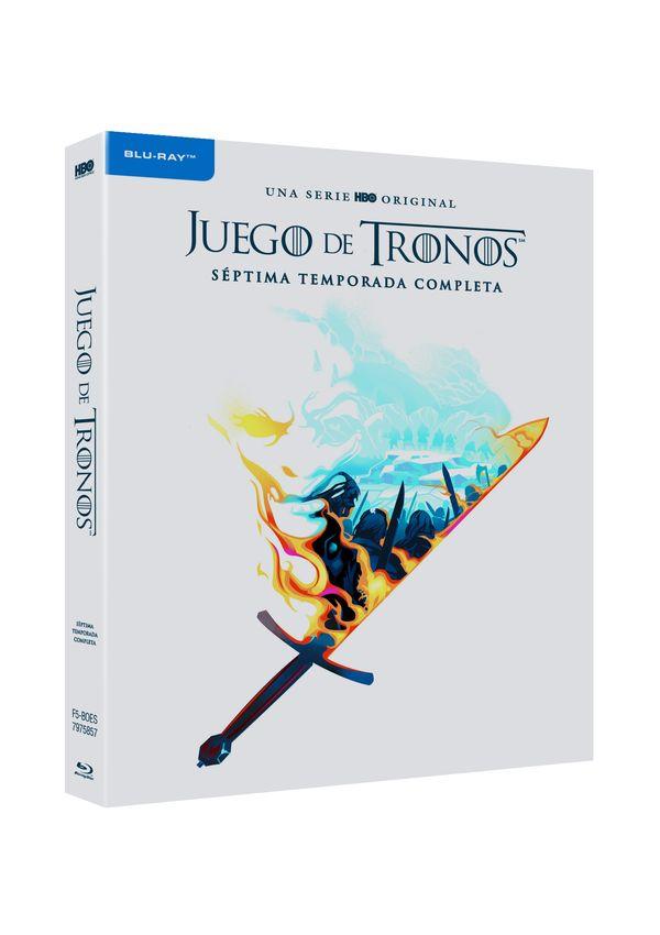 juego de tronos temporada 7 ed.limitada r.ball - blu ray --8420266019431
