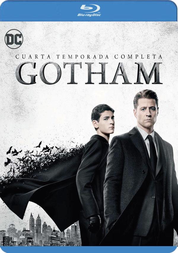 gotham - blu ray - temporada 4-8420266019462