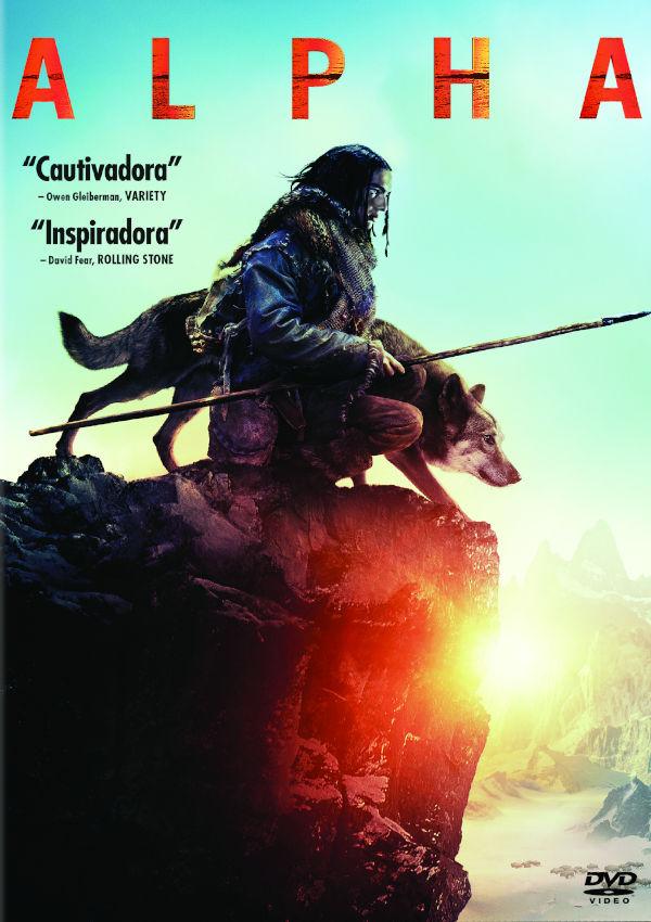 alpha - dvd --8414533118408