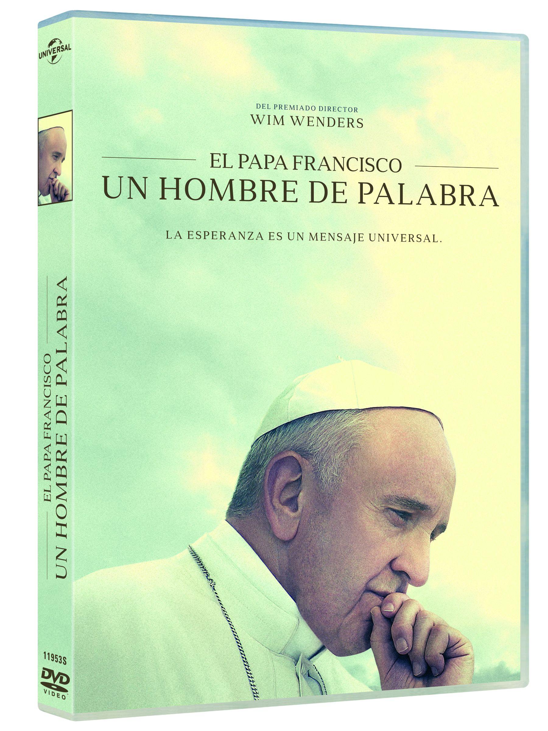 el papa francisco: un hombre de palabra - dvd --8414533119535