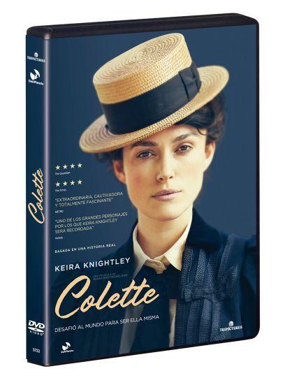 colette - dvd --8422632057337