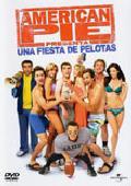 AMERICAN PIE 5 UNA FIESTA DE PELOTAS  (DVD - PELICULA)