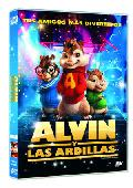 alvin y las ardillas (dvd)-8420266940704