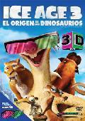 ice age 3 - el origen de los dinosaurios 3d (dvd)-8420266952943