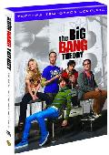 the big bang theory: tercera temporada completa (dvd) 5051893045833
