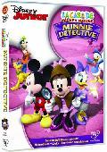la casa de mickey mouse: minnie detective (dvd) 8717418316082
