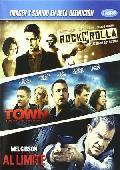 rocknrolla + the town + al límite (blu-ray)-5051893072938