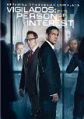 vigilados: person of interest. temporada 2 (dvd) 5051893148381
