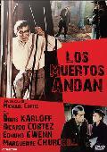 los muertos andan (dvd)-8436536002324
