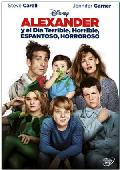 ALEXANDER Y EL DÍA TERRIBLE, HORRIBLE, ESPANTOSO, HORROROSO (DVD)
