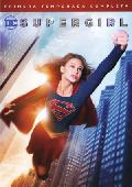 supergirl: temporada 1 (dvd)-8420266004994