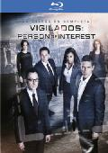 vigilados (person of interest): colección completa (blu ray) 8420266005199