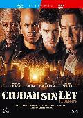 CIUDAD SIN LEY - BLU RAY+DVD -