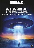 nasa: archivos desclasificados - dvd - temporada 2-8414533106832