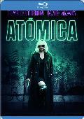 ATÓMICA - BLU RAY -