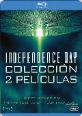 independence day 1+2 - blu ray --8420266011510